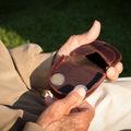 Vyše 260-tisíc dôchodcov sa prepadlo do závažnej materiálnej deprivácie