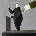 Záchrana od MMF: V mene liberalizácie nárast korupcie