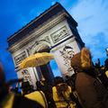 Žlté vesty ruinujú Francúzsko, firmy prichádzajú o tržby
