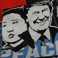 Európske trhy pred stretnutím Trumpa s Kimom znervózneli
