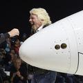 Záchrana pred krachom: Richard  Branson si rozšíri flotilu o 78 strojov