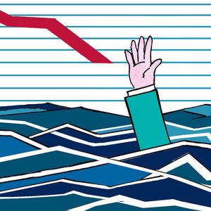 Ticho pred ekonomickou búrkou