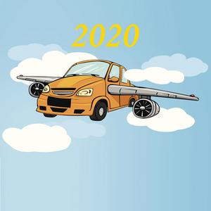 Zrada: Rok 2020 a lietajúce autá nikde