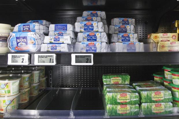 Nedostatok masla: Perfektná lekcia zo základov ekonómie