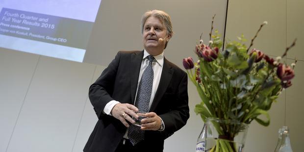 Najsilnejší severský bankár: Menej ľudí, menšie riziko
