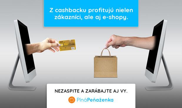 Z cashbacku profitujú nielen zákazníci, ale aj e-shopy: nezaspíte a zarábajte aj vy