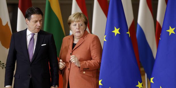 Veľkolepá vízia pre Európu, ale aj dôkaz o tom, že Nemecko nie je sebecké