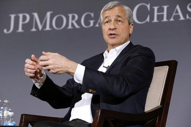 Jamie Dimon: Výrazný ekonomický rast USA môže pokračovať