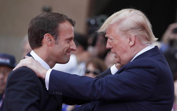 Macronov plán pre samit G7: Komuniké nebude