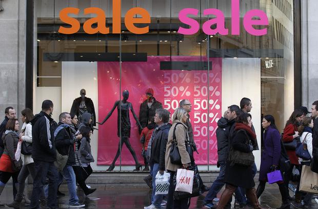 78527b0886d5 Zľavy až do výšky 80 %  Obchodníci už spúšťajú tradičné povianočné výpredaje