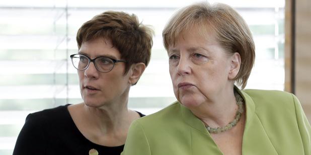 Nový líder Nemecka: Žena, ktorá by mohla nahradiť Merkelovú