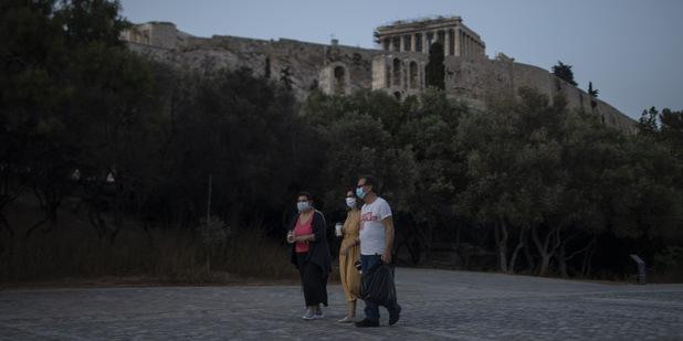 Dovolenka 2020: Grécko čaká jedno z najnáročnejších letných období všetkých čias
