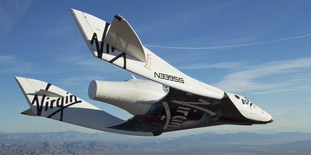 Vesmírna turistika: Boeing investoval 20 miliónov dolárov do Virgin Galactic