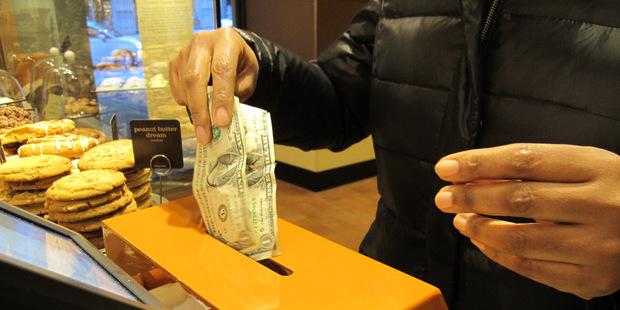 Zaplaťte koľko môžete: Obed zadarmo existuje