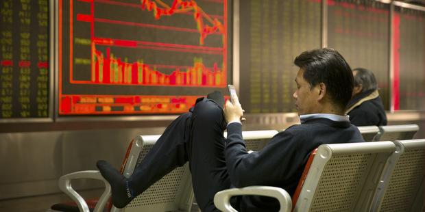 Strach z obchodnej vojny: Dow zatváral s poklesom viac ako 700 bodov
