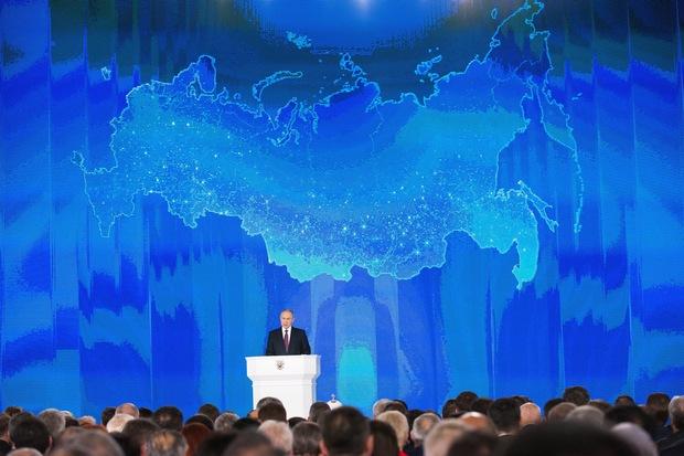 Život v Rusku sa za vlády Putina zmenil, k lepšiemu