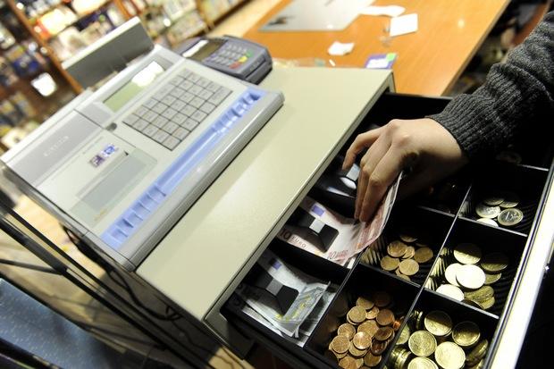 Ignorovanie samoobslužnej pokladnice a zlé svedomie