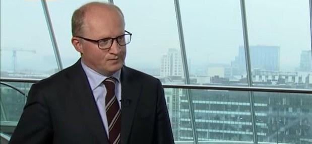 Guvernér írskej centrálnej banky Philip Lane