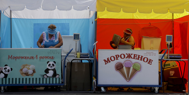 Pozitívny obraz aj ekonomická podpora: Putin žne slávu majstrovstiev, dočasne