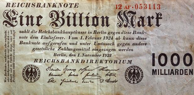 100 rokov po: Keď peniaze umierajú