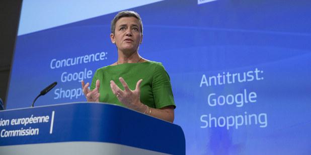 2,42 miliardy eur: Google dostal od Európskej komisie rekordnú pokutu