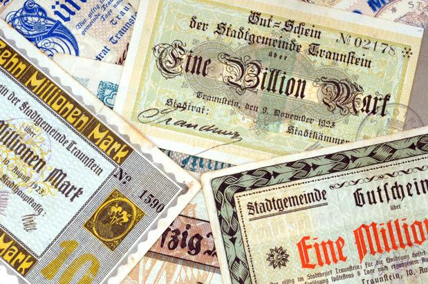 Prečo potrebuje svet nemeckú marku krytú zlatom