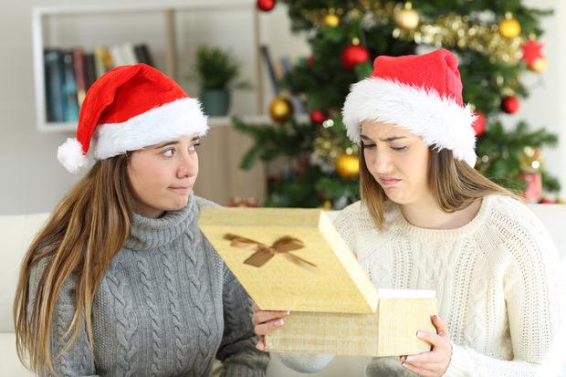Darčeky rovnakej hodnoty: Vianočný čas výmeny