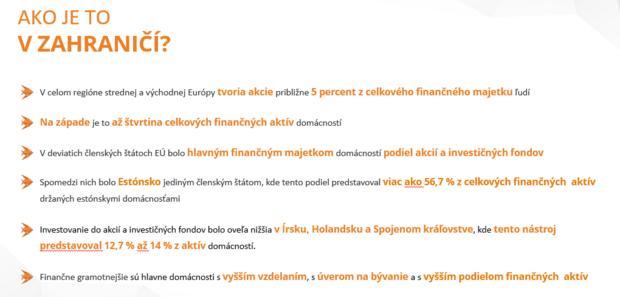 Slováci majú v bankách uložených takmer 70 % majetku, prerábajú na tom