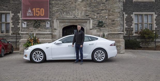 Moje auto je aj tvoje: Vysnívaná kára môže stáť pred domom vďaka zdieľaniu áut