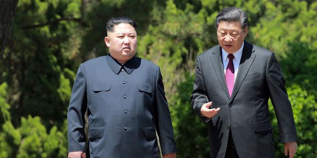 Z mierovej dohody medzi USA a Severnou Kóreou sa Čína radovať veľmi nebude