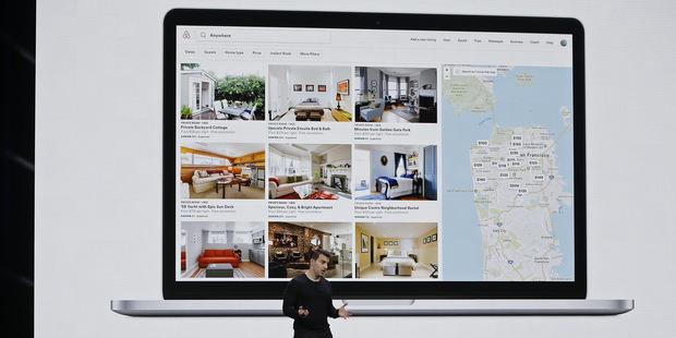 Brian Chesk, súčasný šéf a spoluzakladateľ Airbnb