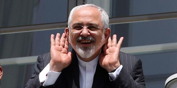 Iránsky minister zahraničných vecí Mohammad Džavád Zaríf