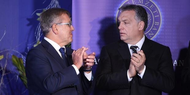 Euro bola strategická chyba, hovorí guvernér maďarskej centrálnej banky
