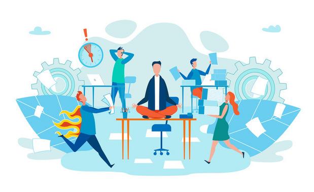 Stresu nás štvordňový pracovnýtýždeň nezbaví
