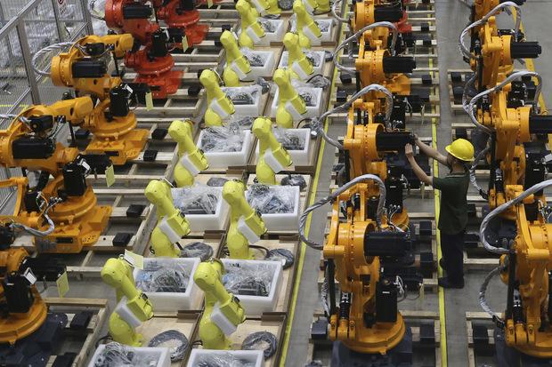 Štúdia: Až 47 % dnešných pracovných pozícií je ohrozených automatizáciou