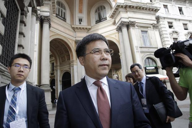 Šéf Bank of China, Liu Liange