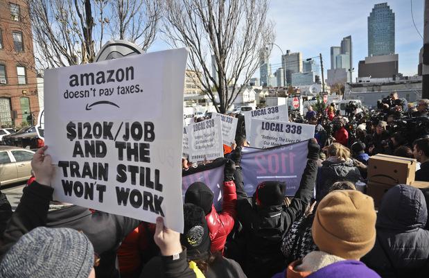Odmietnutie Bezosa: Takto sa biznis nerobí!