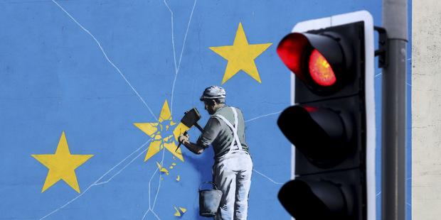 Brexit je vzburou proti nemeckému európskemu superštátu