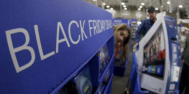 Fenomén Čierny piatok a jeho pomoc ekonomike