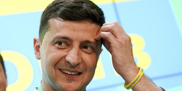 Bankový škandál, oligarcha a MMF: Ukrajinský prezident to nebude mať ľahké