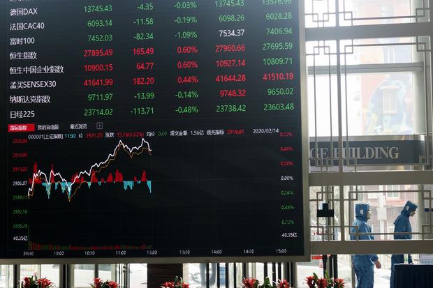 Slušný výnos: Čína láka akciovým trhom