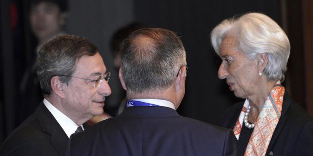 Lagardeová aj Draghi varujú: Aj Slovensko môže doplatiť na znepokojujúci vývoj obchodnej vojny