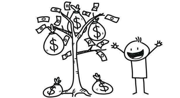 Ekonomika kabelky: Neverte rozprávkam o tom, odkiaľ pochádzajú peniaze
