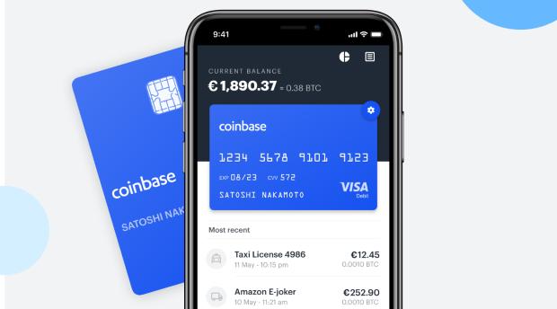 Coinbase: Debetnú kartu ponúkneme v šiestich krajinách Európy
