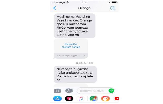Orange inovuje: Svoje pôsobenie rozširuje na finančný trh