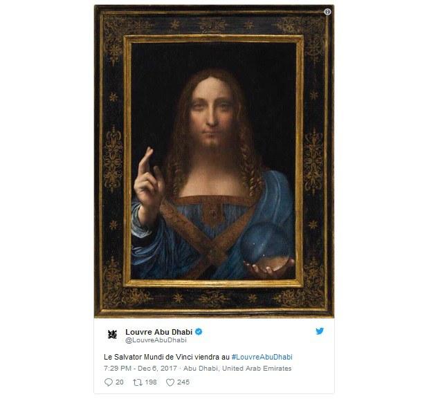 Tajomný kupec da Vinciho maľby: 450 miliónov dolárov zaplatil saudský princ